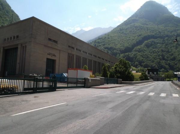 La centrale hydroélectrique de Pragnères