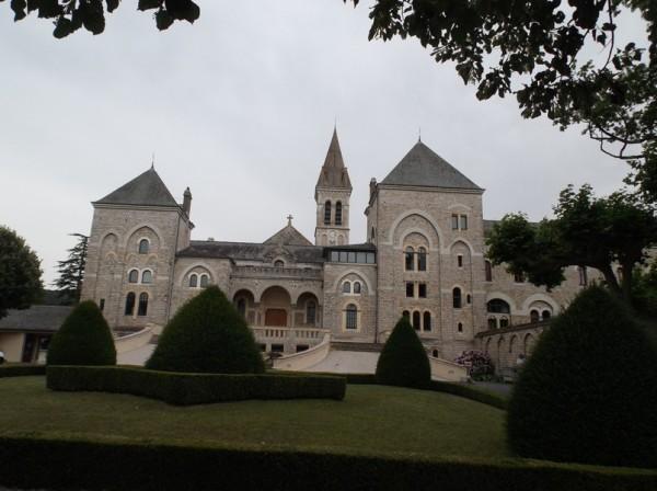Abbaye Sainte-Scholastique