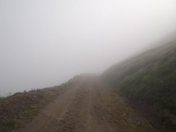 ça devient lumineux ! La fin du brouillard n'est plus très loin !