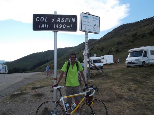 44e col d'Aspin
