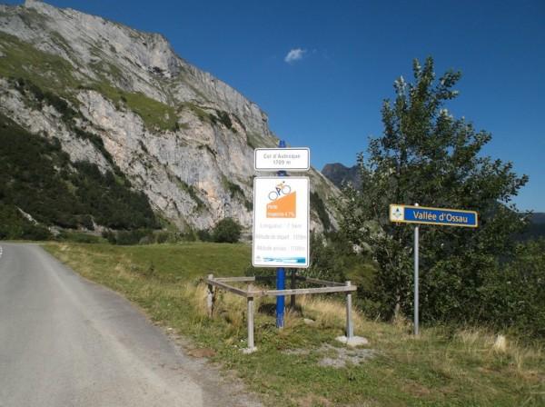 On passe dans les Pyrénées Atlantiques (64).