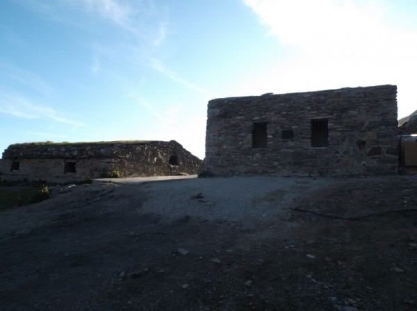 Col de Sencours, 2378m.