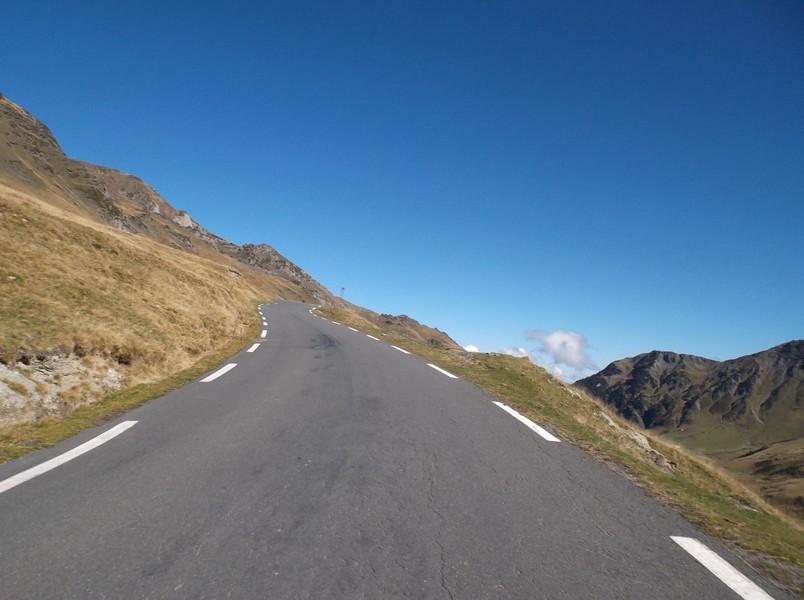 A moins de 2 km du sommet.