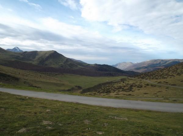 Vue versant Payolle.