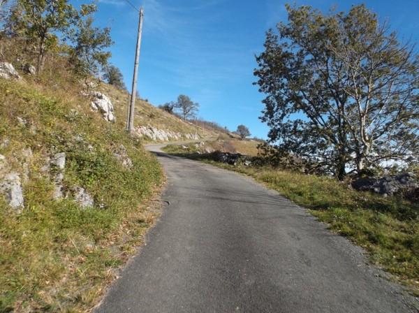 Vers le col d'Oxibar (589m)