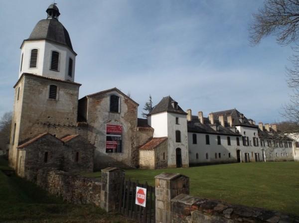 L'Abbaye de l'Escaladieu, superbe endroit.