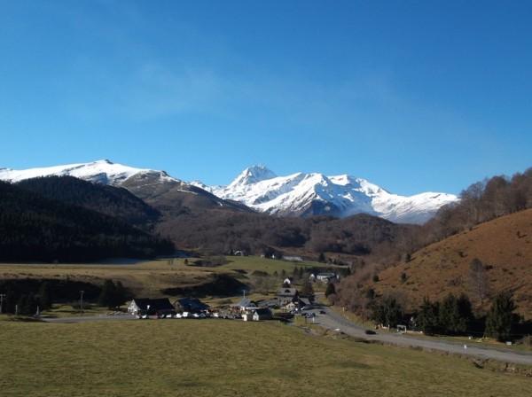 Payolle sous l'oeil du Pic du Midi.