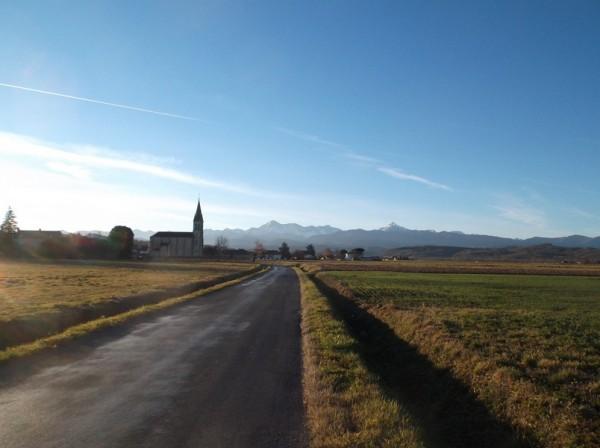Temps superbe sur les Pyrénées pour ce Noël !
