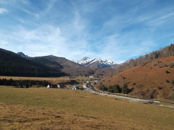 Payolle sous le regard du Pic du Midi.