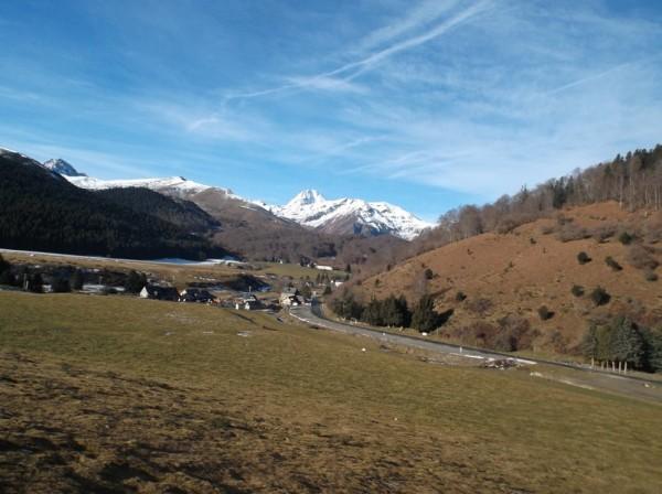 Le Pic du Midi qui surveille Payolle.