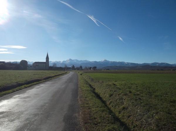 Une superbe journée sur les Pyrénées !