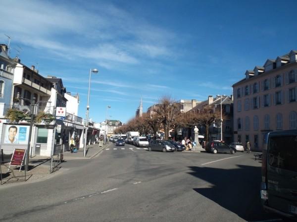 A Bagnères, les Coustous.