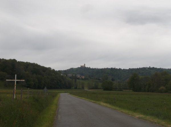 Le château de Mauvezin.