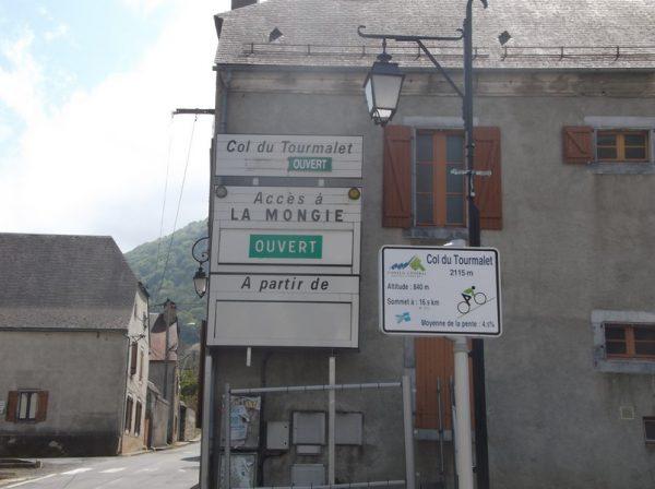 Le col du Tourmalet est officiellement ouvert !