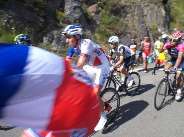 Le maillot de champion de France de Vichot et Ladagnous un pyrénéen !