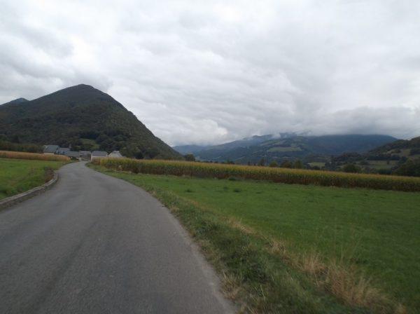 Après plus de 2h passées à Bagnères, c'est parti pour la suite de la sortie.