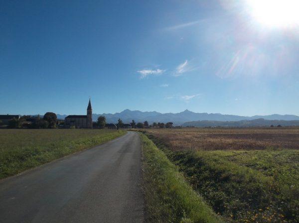 Météo superbe sur les Pyrénées !