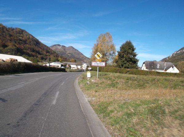 ..le plus beau village du monde bien sûr !